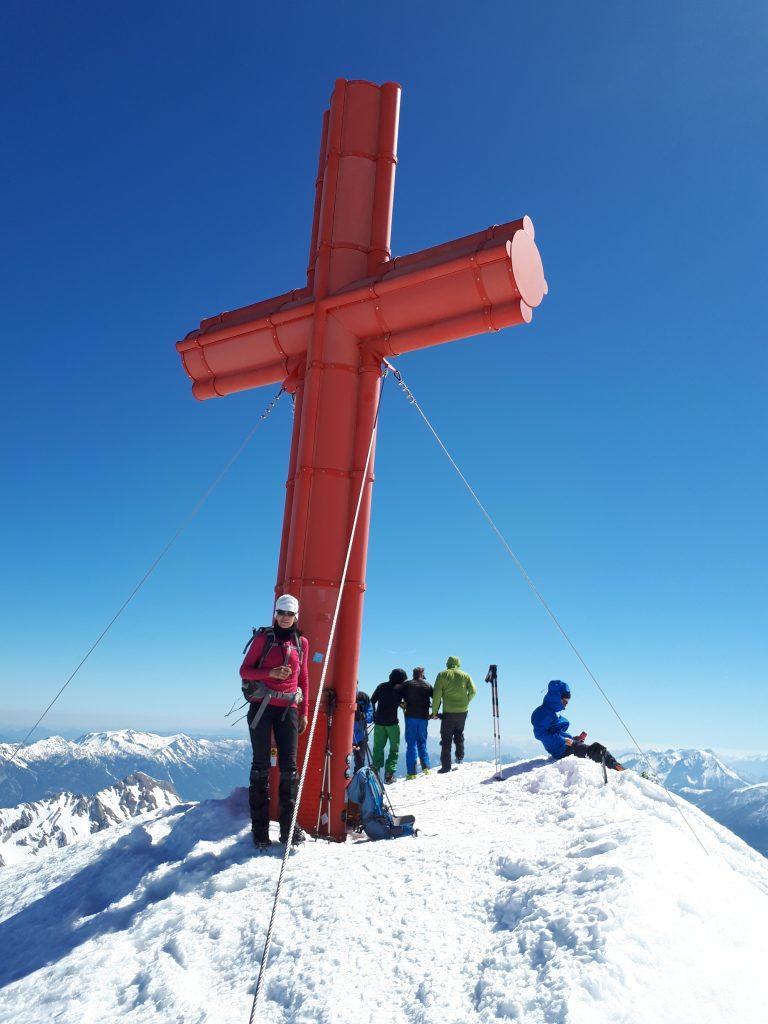 Výstupem na vrchol hory si zajistíme, jak rychle nabrat fyzičku