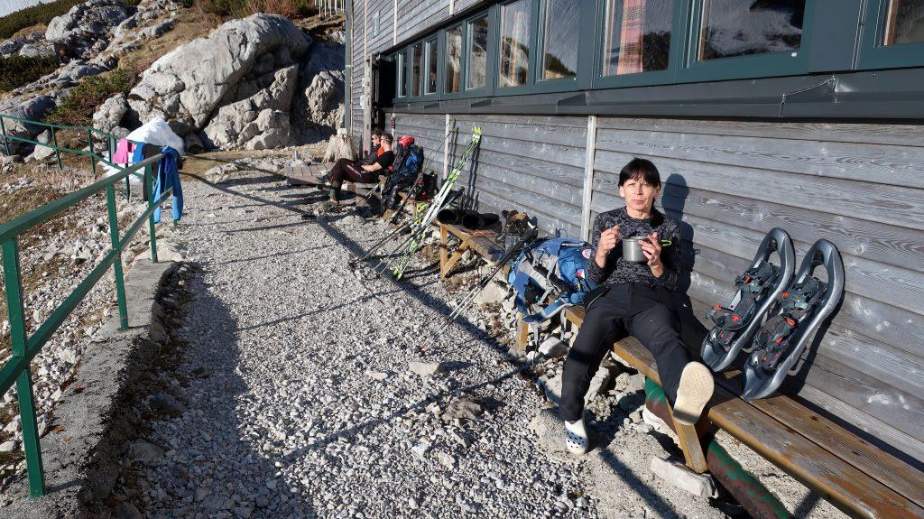 Jak rychle nabrat fyzičku lze horským namáhavým výstupem.