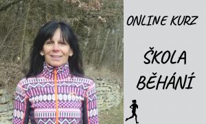 Online kurz Škola běhání.