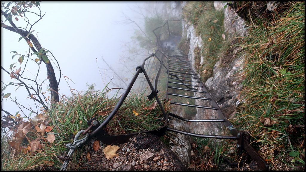 Ferrata Alpenvereinssteig